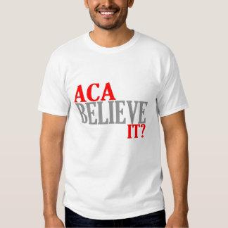 Aca Believe it T Shirt M