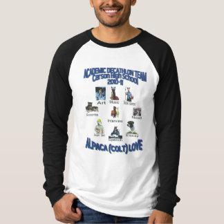 Aca Deca tshirt2010-11 T-Shirt