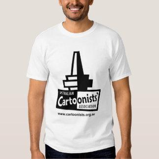 ACA Tshirt: Cartoonist on Duty T-Shirt