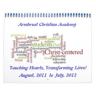 ACA Wordle  calendar