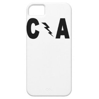 ACAB TSHIRTS.png iPhone 5 Cover