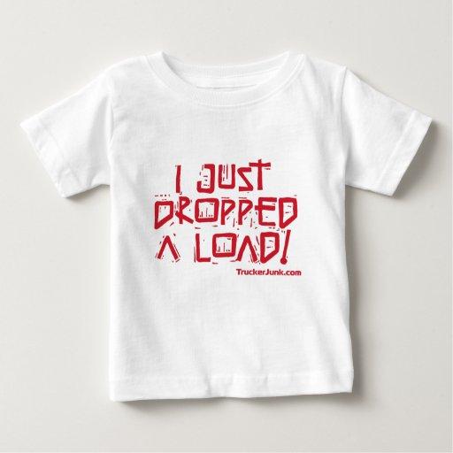 Acabo de caer una carga tshirts