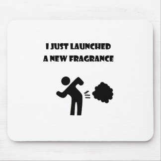 Acabo de poner en marcha una nueva fragancia mousepad