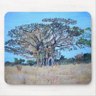 Acacia galpinii mousepad