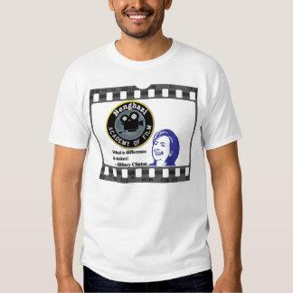 Academia de Bengasi de película - Hillary Clinton Camisas