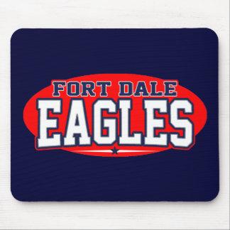 Academia de Dale del fuerte; Eagles Alfombrillas De Raton