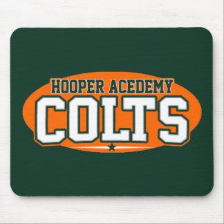 Academia de Hooper; Potros Tapetes De Ratón