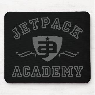 Academia de Jetpack Mouse Pads