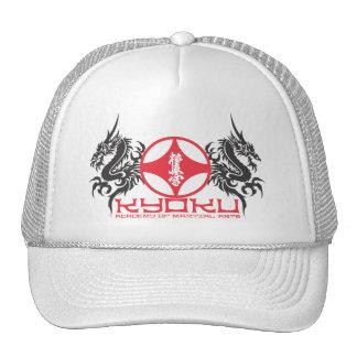 Academia de Kyoku de gorra de los artes marciales