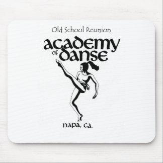 Academia de la escuela vieja de reunión de la danz tapetes de ratones