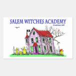Academia de las brujas de Salem Etiqueta