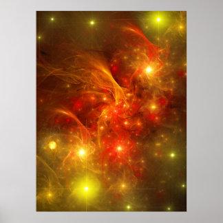 Academia de los tejedores de la estrella -2009 póster