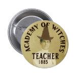 Academia de Pin del profesor de las brujas