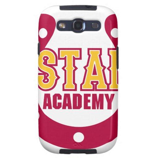 Academia del mustango galaxy SIII funda
