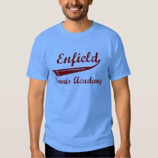 Academia del tenis de Enfield Playera