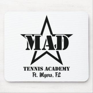 Academia ENOJADA del tenis Alfombrillas De Raton