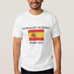 Academia España 2013 de Sewickley Camisas