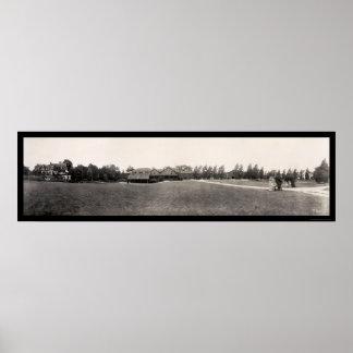Academia militar de Manlius, foto 1909 de Nueva Yo Impresiones