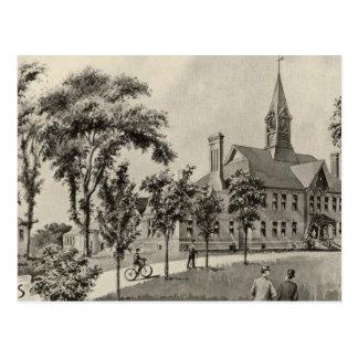 Academia Phillips Exeter Postal