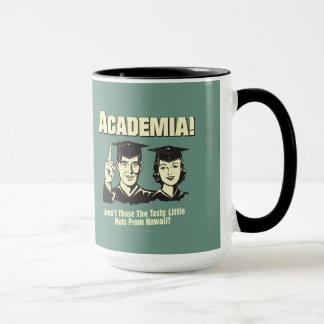Academia: Tasty Nuts From Hawaii Mug