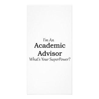 Academic Advisor Card