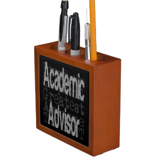 Academic Advisor Extraordinaire Pencil Holder