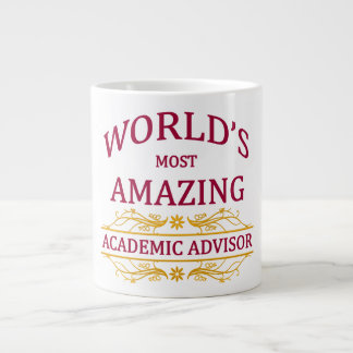 Academic Advisor Giant Coffee Mug