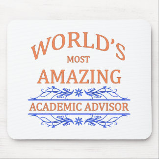 Academic Advisor Mouse Pad