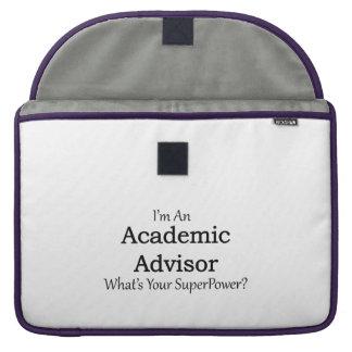 Academic Advisor Sleeve For MacBook Pro
