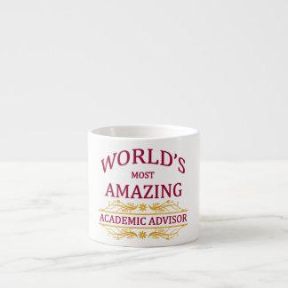 Academic Advisor 6 Oz Ceramic Espresso Cup