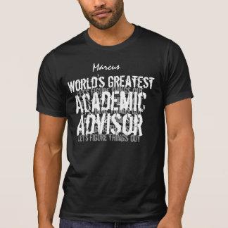 Academic Advisor World's Greatest Gift C01A T-Shirt