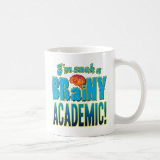 Academic Brainy Brain Coffee Mug