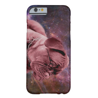 Academic Dog in Space Barely There iPhone 6 Case