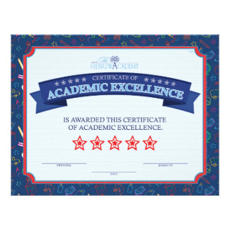 Academic Excellence Flyer