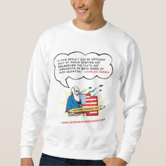 Academic Freedom Sweatshirt