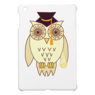 Academic Owl Cover For The iPad Mini