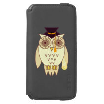 Academic Owl iPhone 6/6s Wallet Case
