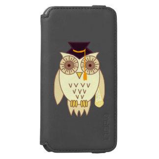Academic Owl iPhone 6/6s Wallet Case