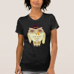Academic Owl T Shirts