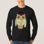 Academic Owl Tee Shirt
