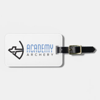Academy Archery Bag Tag