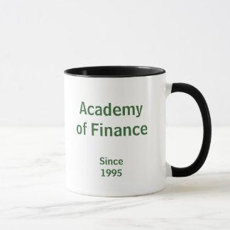 Academy* of Finance Coffee Mug