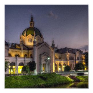 Academy of Fine Arts, Sarajevo, Bosnia and Herzego Card