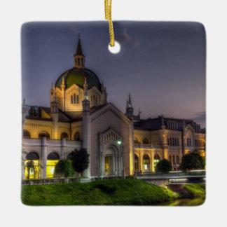 Academy of Fine Arts, Sarajevo, Bosnia and Herzego Ceramic Ornament
