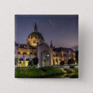 Academy of Fine Arts, Sarajevo, Bosnia and Herzego Pinback Button