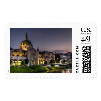 Academy of Fine Arts, Sarajevo, Bosnia and Herzego Postage