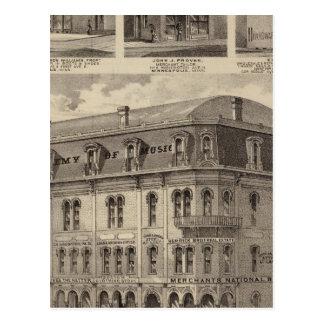 Academy of Music, Minnesota Postcard