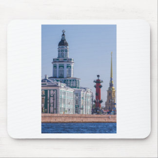 Academy of science, 1783-1789, and Museum of Anthr Mouse Pad