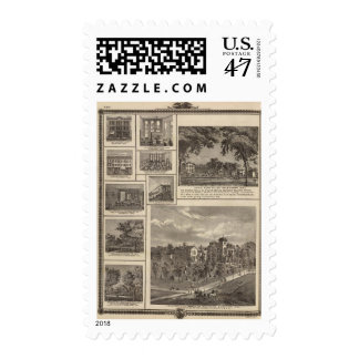 Academy of the Immaculate Conception Postage