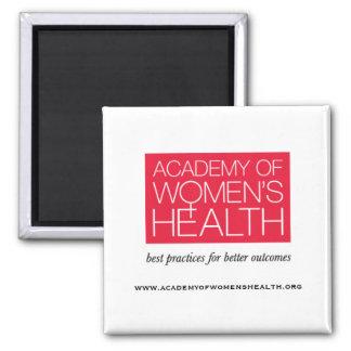 Academy of Women's Health magnet